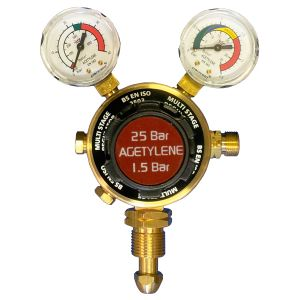 Parweld Multi-stage Gas Regulator - 300 BAR