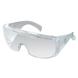 Parweld Clear Visitor Spectacles